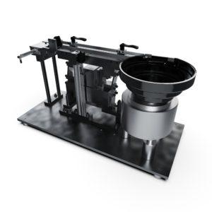 Vibratory Bowl Screw Feeder Systems | Carlson Engineering & Manufacturing
