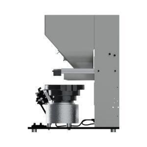 A10 Vibratory Bowl Screw Feeder Carlson Engineering Side 12