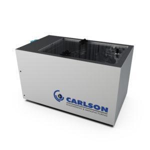 A10 Vibratory Bowl Screw Feeder Carlson Engineering Side 14