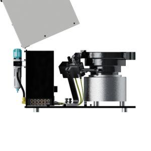 A10 Vibratory Bowl Screw Feeder Carlson Engineering Side 15