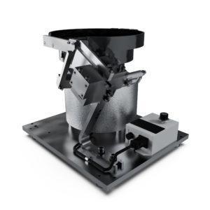 A10 Vibratory Bowl Screw Feeder Carlson Engineering Side 2