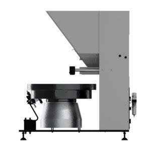 A24 Vibratory Bowl Screw Feeder Carlson Engineering Side 11