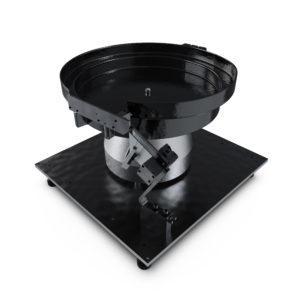 A24 Vibratory Bowl Screw Feeder Carlson Engineering Side 4