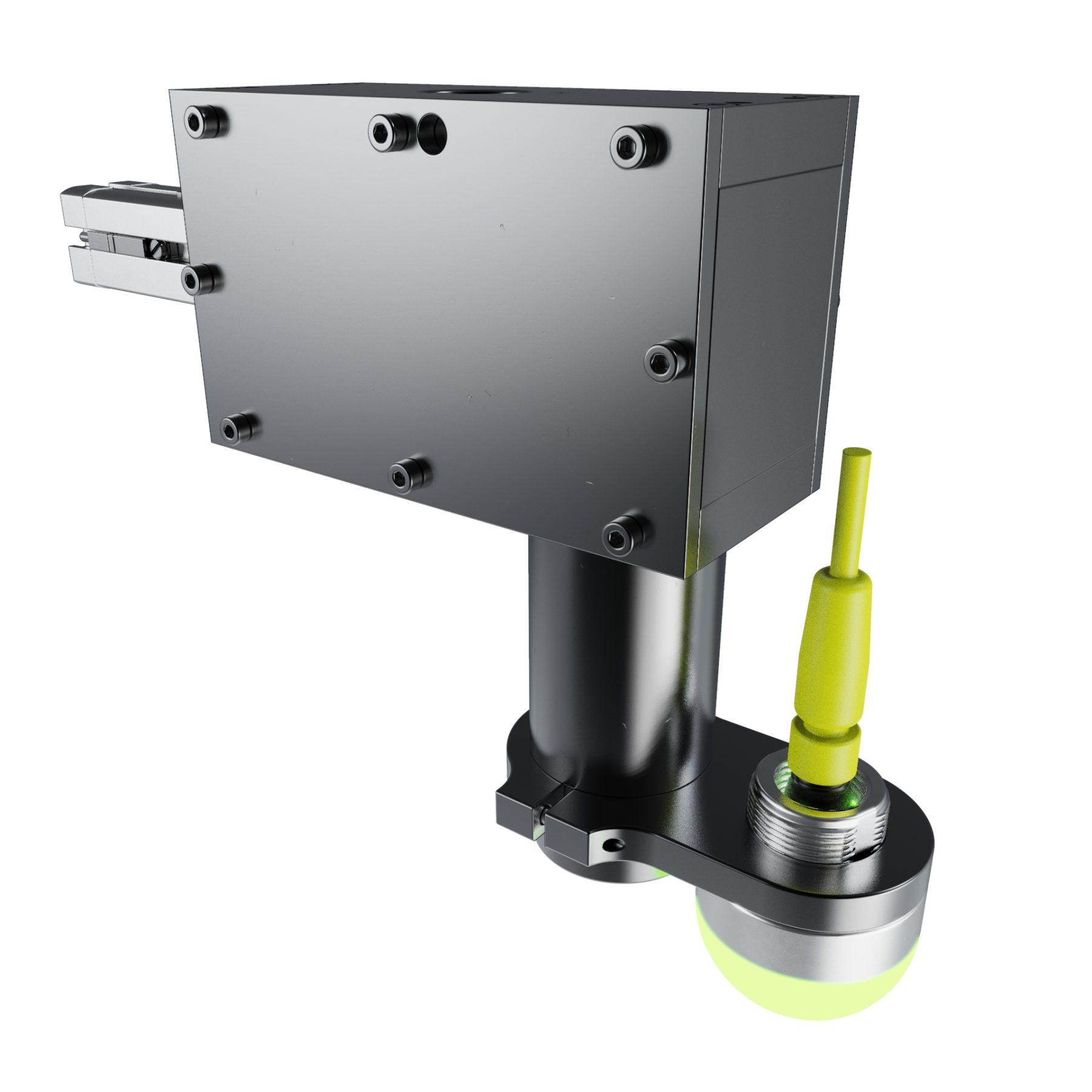 Automatic Screw Dispenser Carlson Engineering Side 2