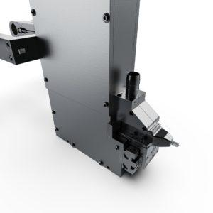 MiniDrive Right Angle Automatic Screwdriver Side 1