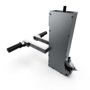 MiniDrive Right Angle Automatic Screwdriver Side 4