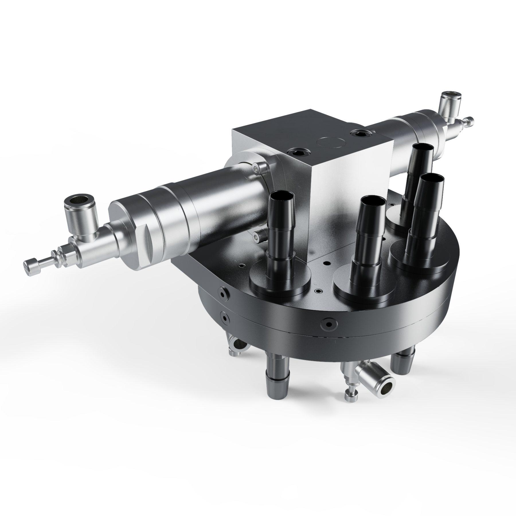 Rotary Screw Diverter Automation Side 1
