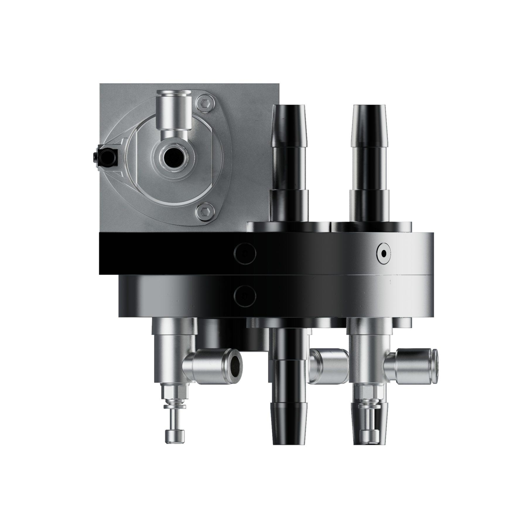 Rotary Screw Diverter Automation Side 2