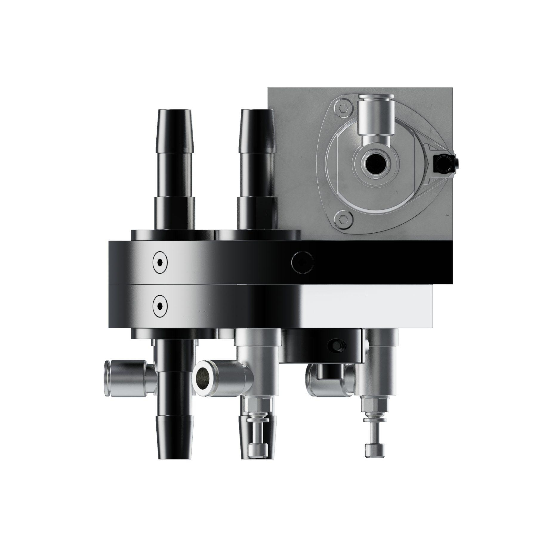 Rotary Screw Diverter Automation Side 3