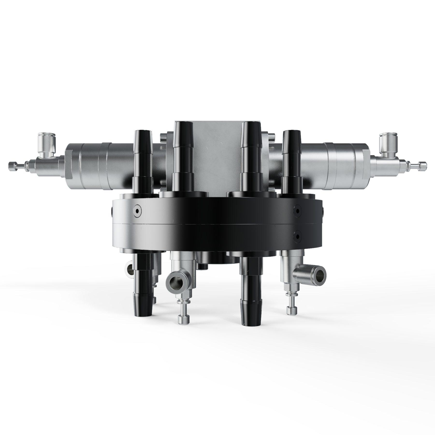 Rotary Screw Diverter Automation Side 4