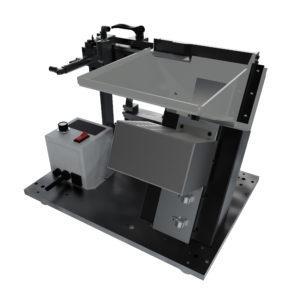 S35 Automatic Step Feeder Screw Feeding Carlson Engineering Side 1