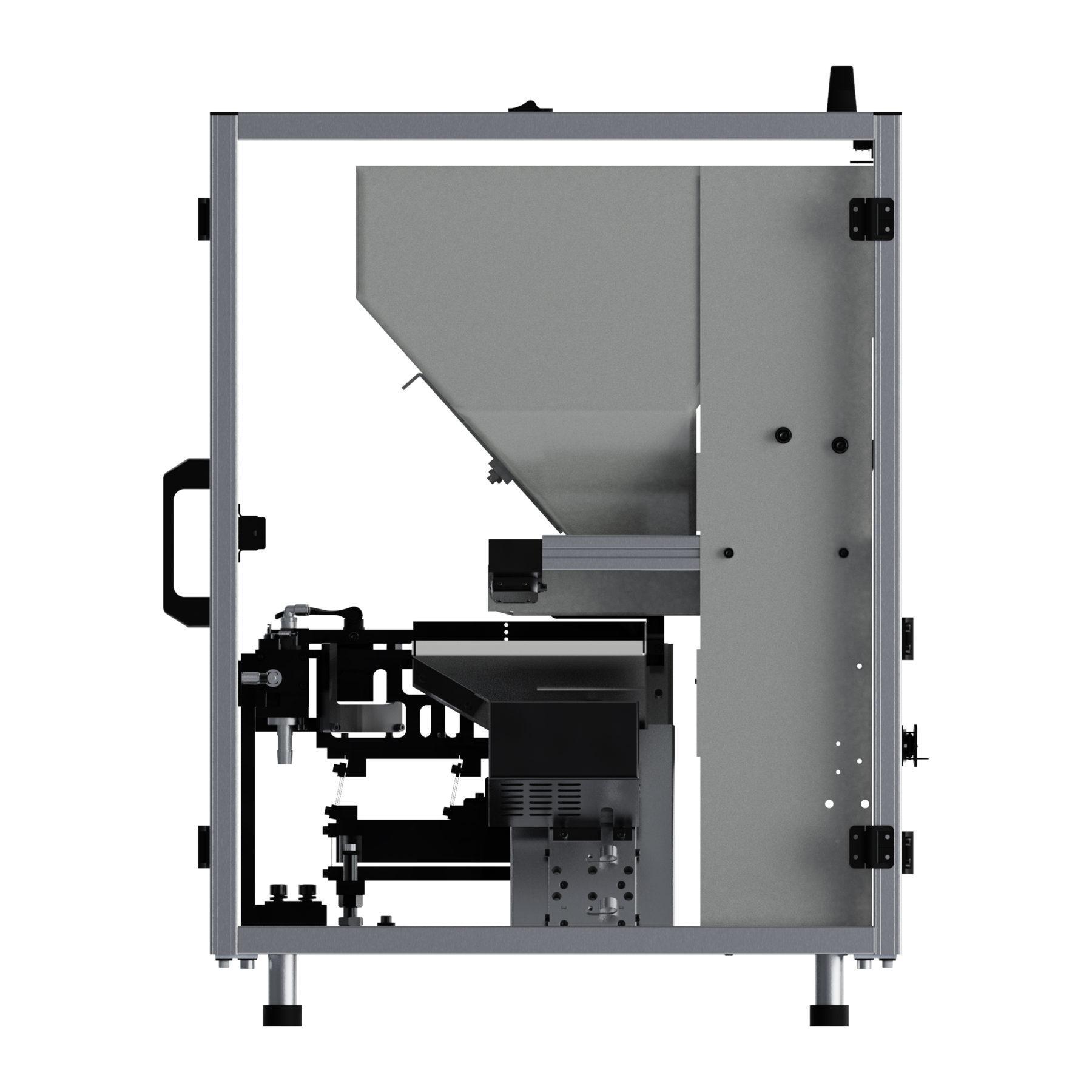S35 Automatic Step Feeder Screw Feeding Carlson Engineering Side 20