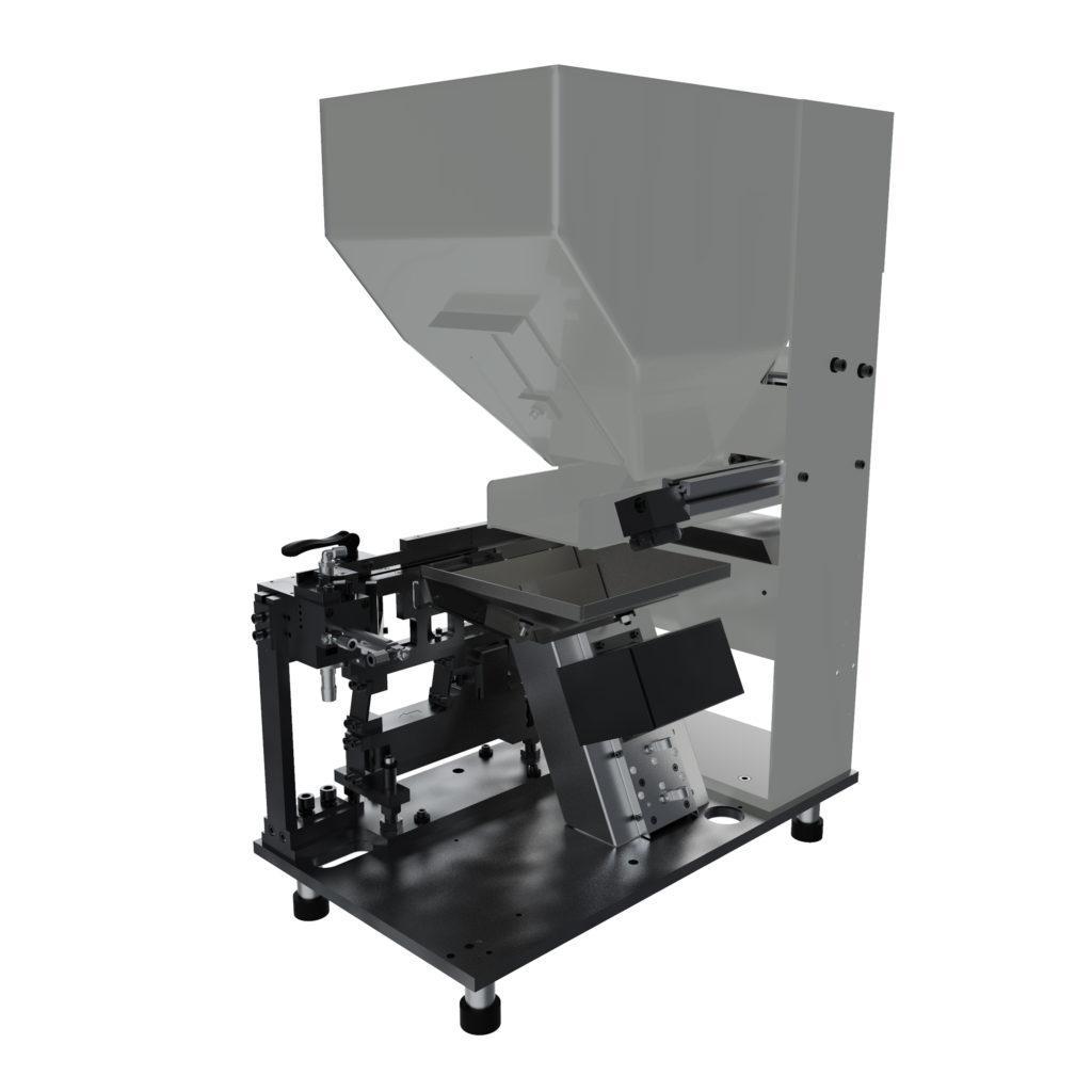 S35 Automatic Step Feeder Screw Feeding Carlson Engineering Side 9