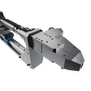 SuperMod Automatic Screwdriver Drive Head Type 4 Side 3