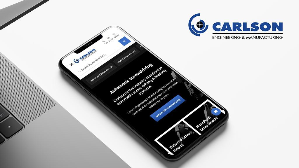 New Carlson Engineering Website